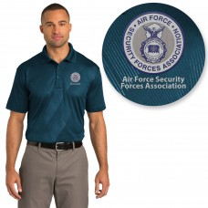 Tech Embossed Polo