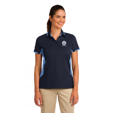Ladies Dry Zone® Colorblock Ottoman Polo